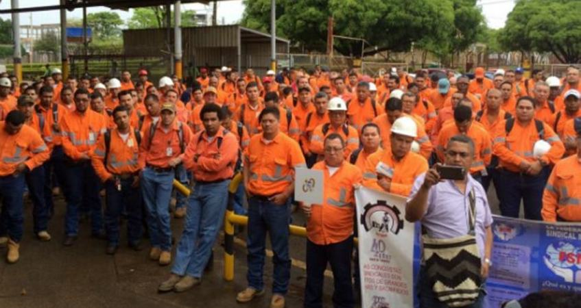 Ganan tutelas Directivos de Sintracerromatoso despedidos por participar en huelga declarada ilegal
