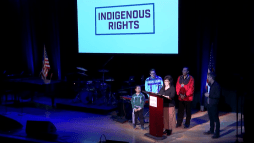 Indigenous Rights at the #PeoplesSOTU