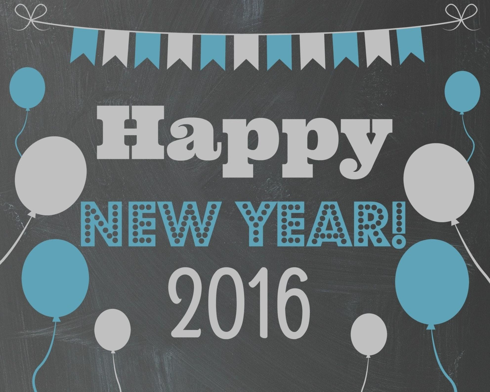 Happy New Year Free Printable