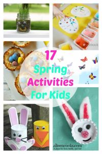 17 Spring Activities for Kids