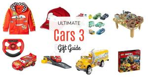 Ultimate Cars 3 Gift Guide