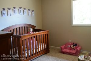 Allison's Nursery Room Reveal