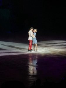 Our Night at Disney on Ice Dream Big