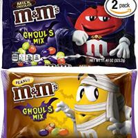 M&Ms Ghouls Mix Halloween Candy Assortment Variety