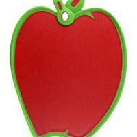 Apple Shaped Cutting Board