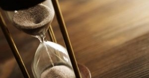 Time passes by. . .