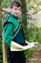 baker drum major