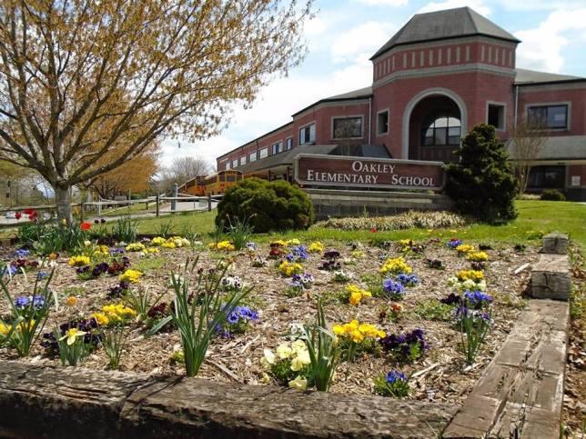 Oakley Elementary School Asheville, NC