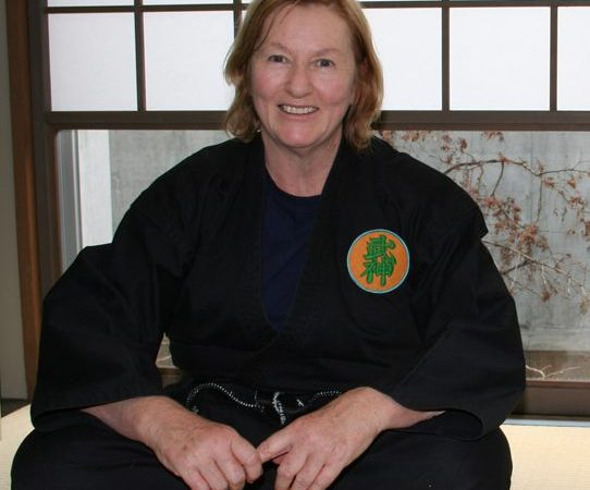 Judo to Budo: Gillian Booth interview
