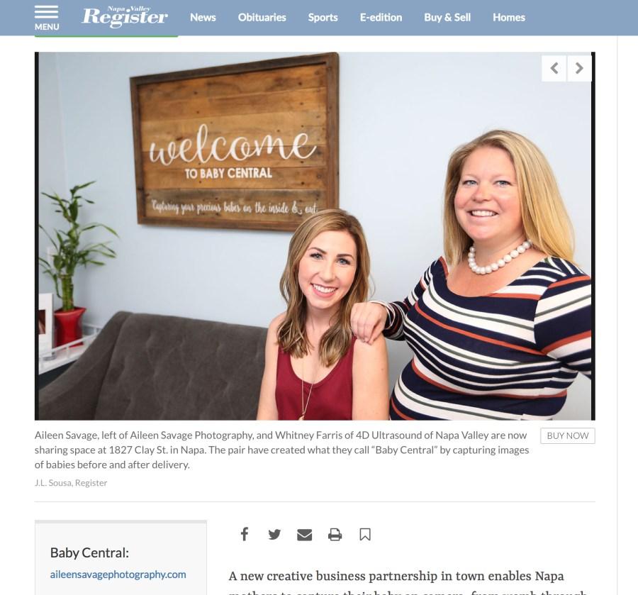 NapaRegister Article