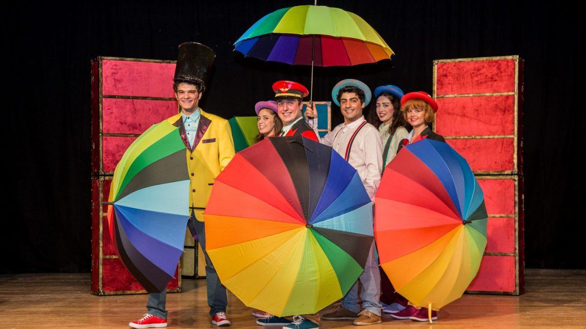 Pınar Çocuk Tiyatrosu-Oyun Treni İle Açılıyor
