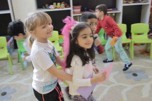anaokulu aile katılım günü etkinliği