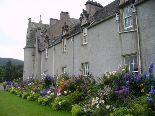 ballindalloch castle, one of my favourite castles