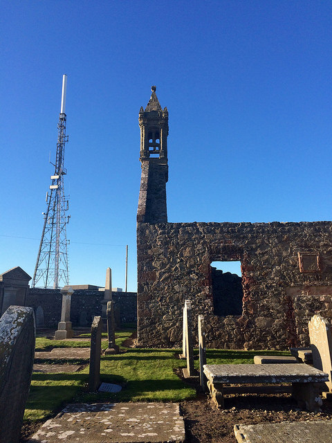 phone tower, bell tower