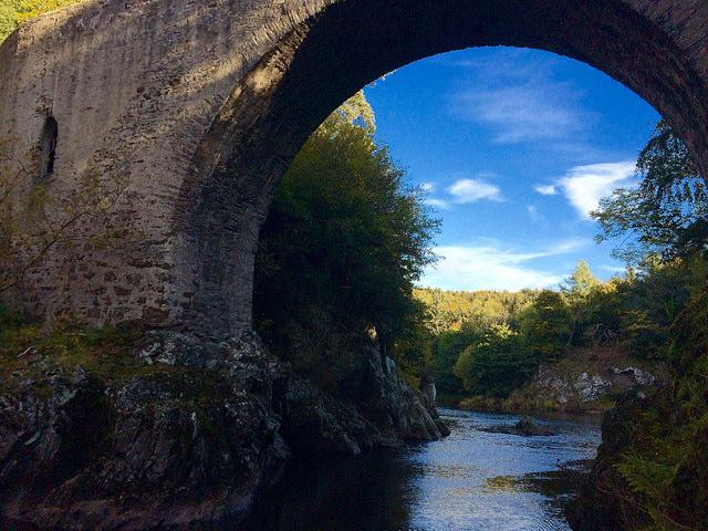 The Bridge of Alvah