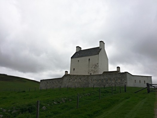 Corgarff, a Scottish castle