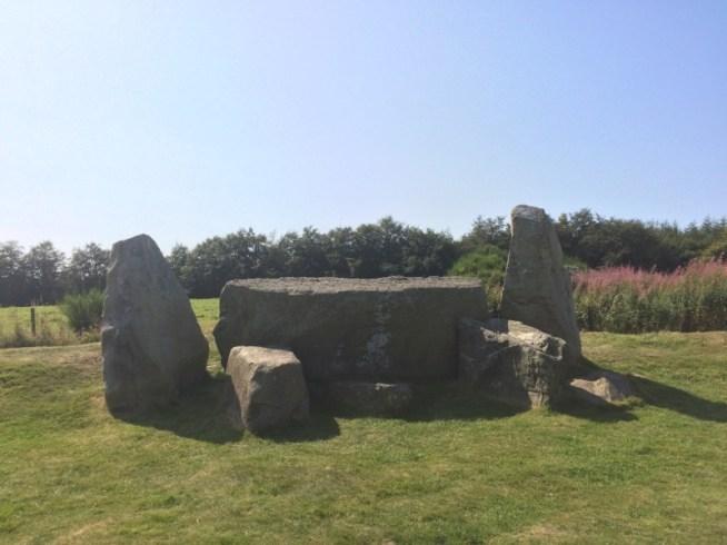 recumbent at Easter Aquorthies stone circle