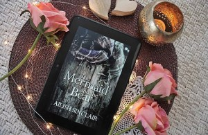 The Mermaid and the Bear, bookstagram photo