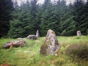 Loudon Wood Stone Circle