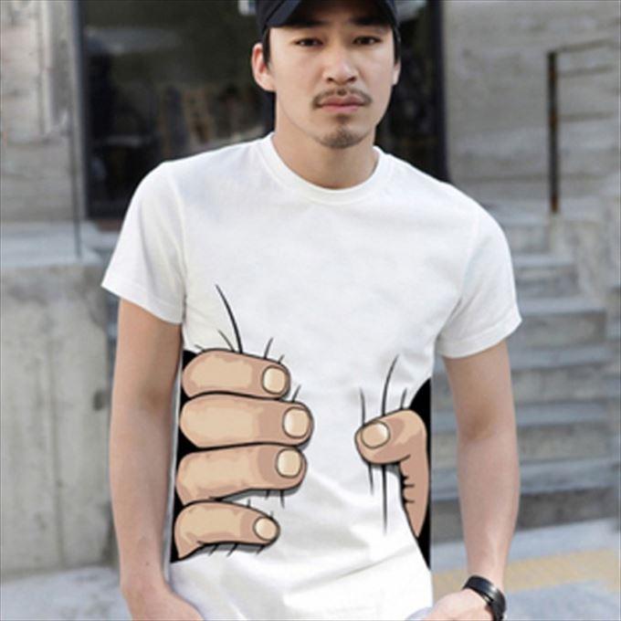 海外の変わったTシャツ集(画像)