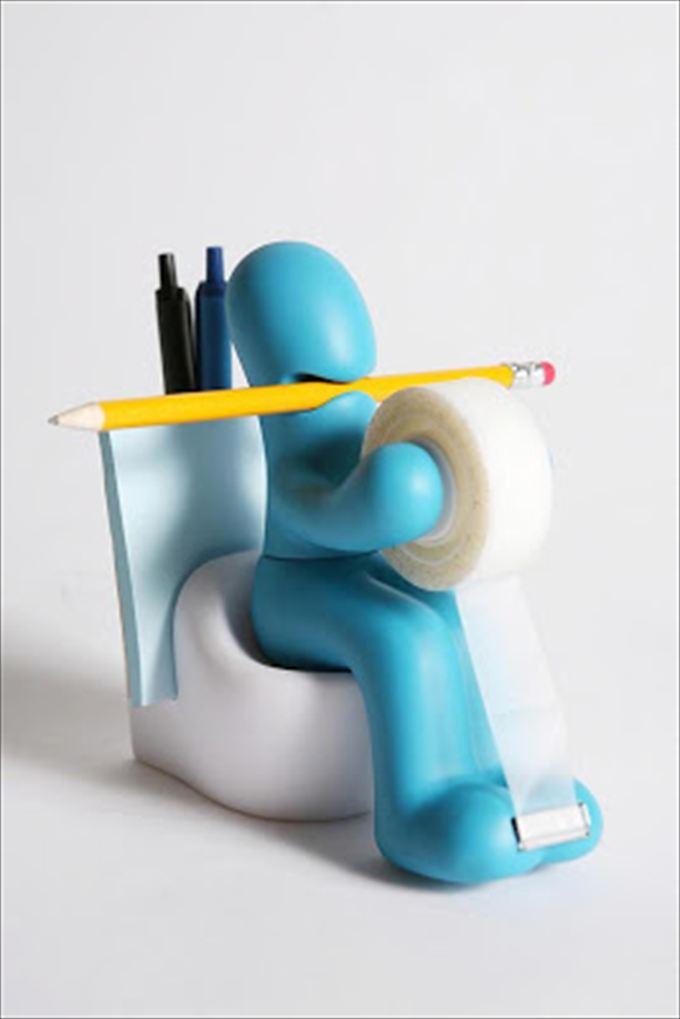 変わったペン1