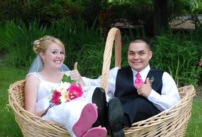 嫌な結婚式0