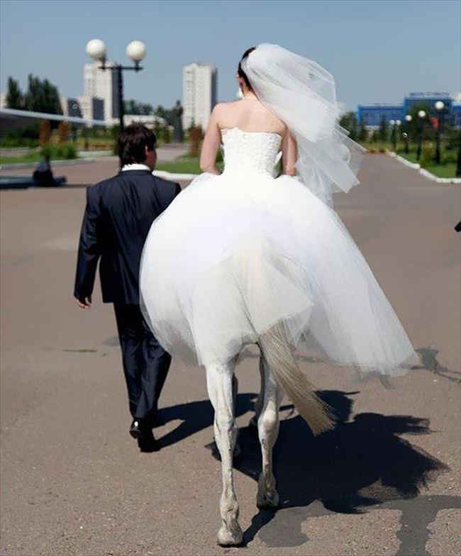 嫌な結婚式2