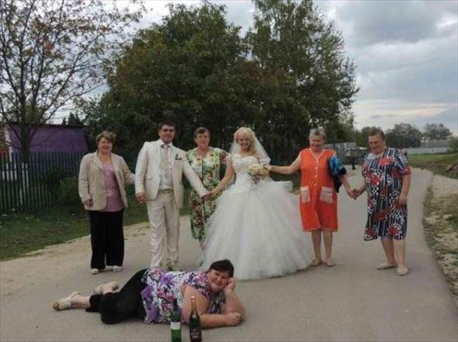 嫌な結婚式7