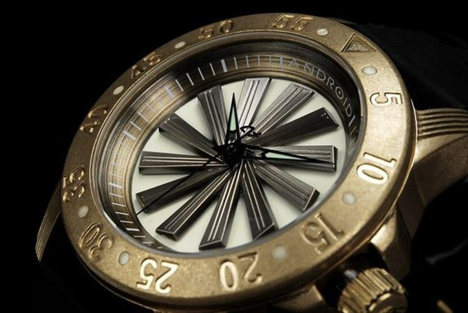 カッコイイ時計 16