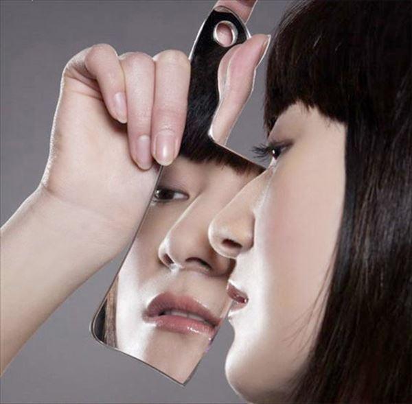 世界の鏡のデザイン(変わった鏡の画像)
