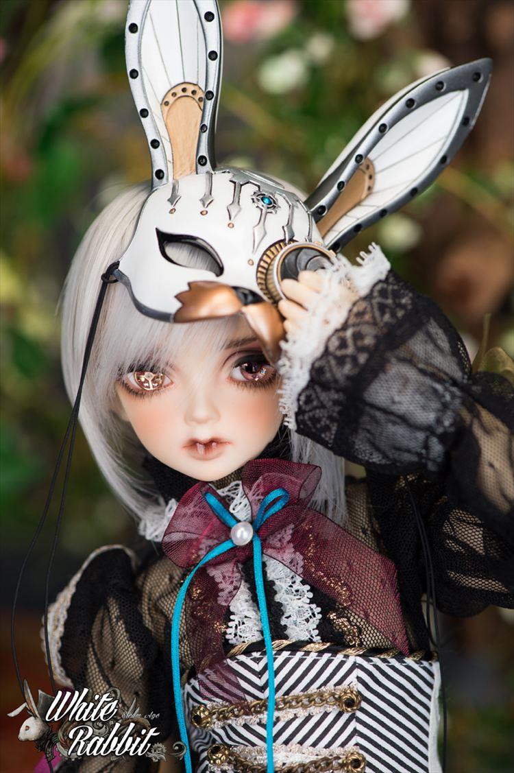 可愛い美しい人形 36.9