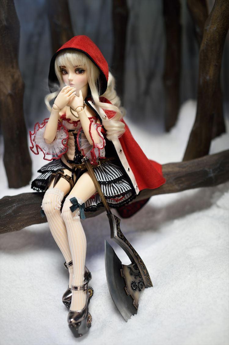 可愛い美しい人形 37.6