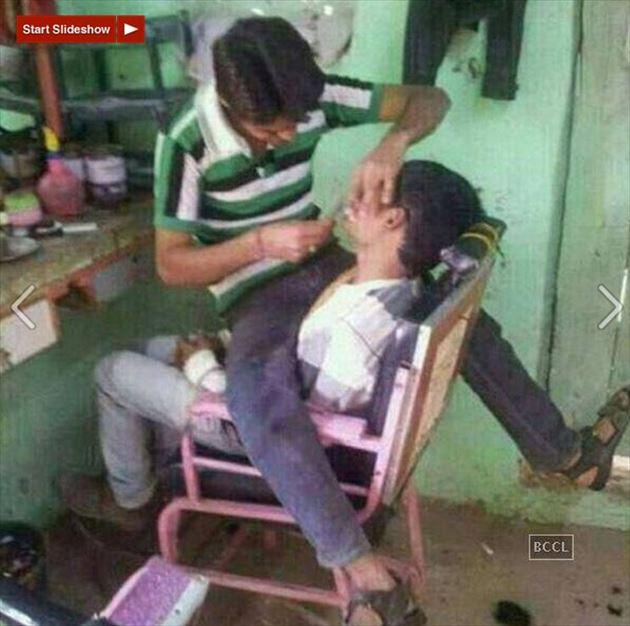 韓国中国インドの変な人 24