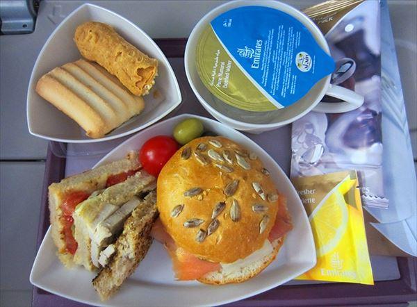 機内食画像 18