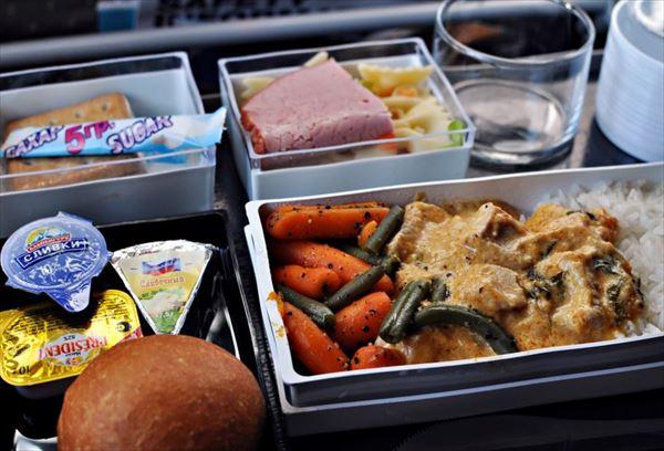 機内食画像 2