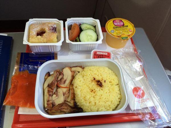 機内食画像 21