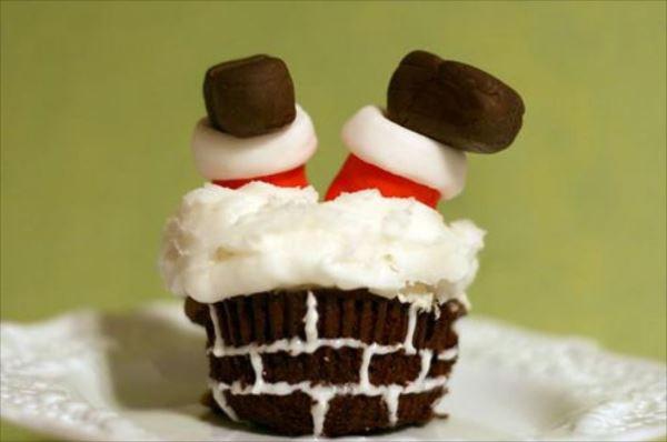 アイディア豊かなカップケーキ 32
