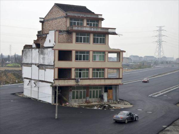 ナニコレ!?建築物の失敗。どうしてこうなった?