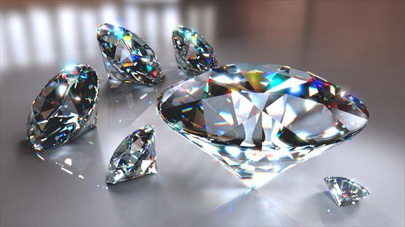 ダイヤモンド 10