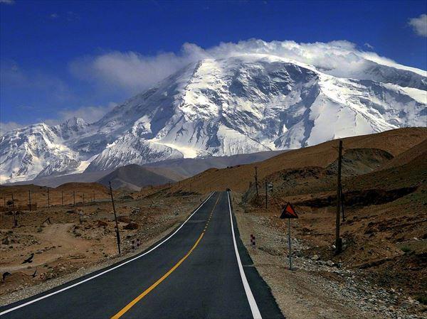 写真で見る世界一高い山ランキングトップ100