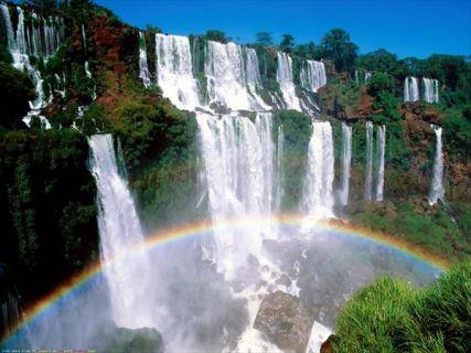 美しい自然の景色を満喫する写真50枚