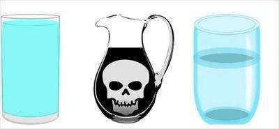 (水中毒)水も飲みすぎると命を落とす。水の致死量はどれくらいか?事例とともに紹介