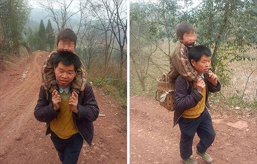 世界中で絶賛された最高の父親たち(写真)