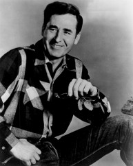 """Sheb Wooley, singer of the song """"Purple People Eater"""""""