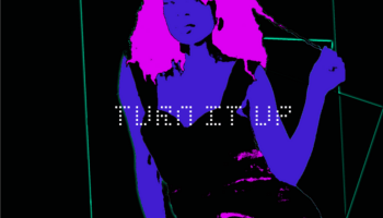 """Cover for Coreena's """"Turn It Up"""""""