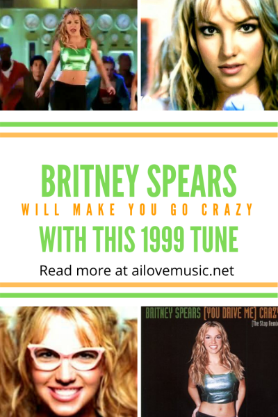 Britney Spears Will Make You Go Crazy With This 1999 Tune pin image