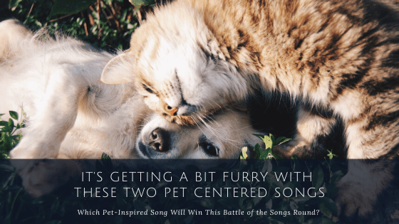 Read more about the article It's Getting a Bit Furry With These Two Pet Centered Songs