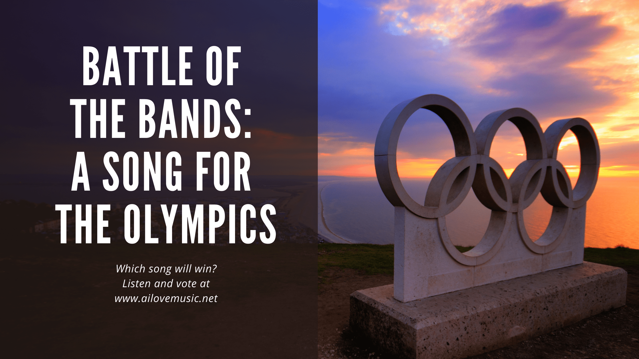 Read more about the article Battle of the Bands: A Song For the Olympics