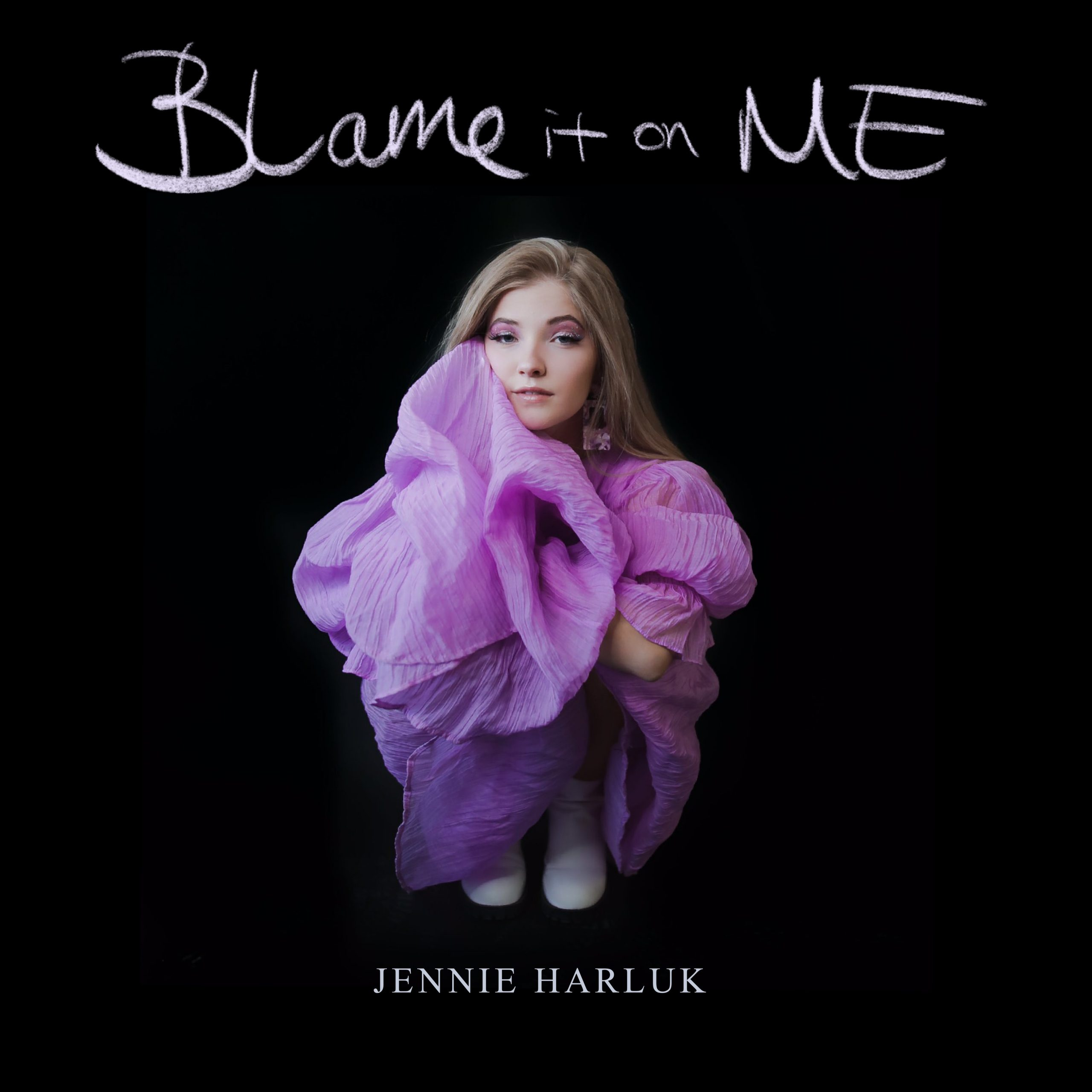 """Read more about the article Jennie Harluk's """"Blame It on Me"""" Is the Perfect Self-Love Anthem"""