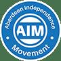 AIM - Aberdeen Independence Movement logo